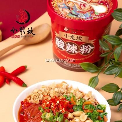 【 小龙坎 Xiao Long Kan 】Sour Spicy Pumpkin Sweet Potato Instant Noodle