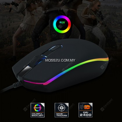 LIMEIDE L307 - LED Light Wired Mouse USB Wired Mice